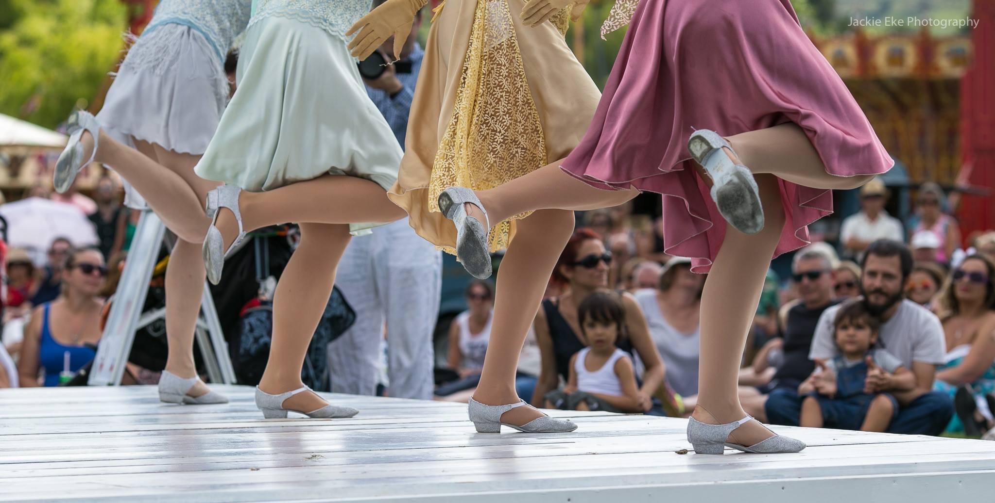 Savoy Kicks at Firle Vintage Fair 2016