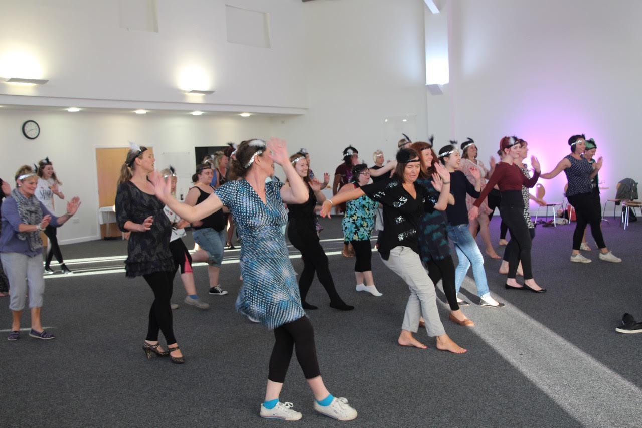 MyCharleston Dance Workshop Lewes