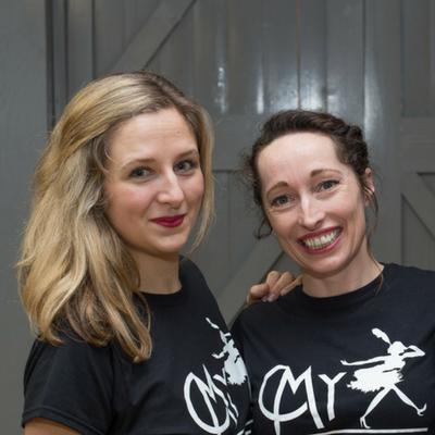 Elena Collins and Fiona Ring MyCharleston dance
