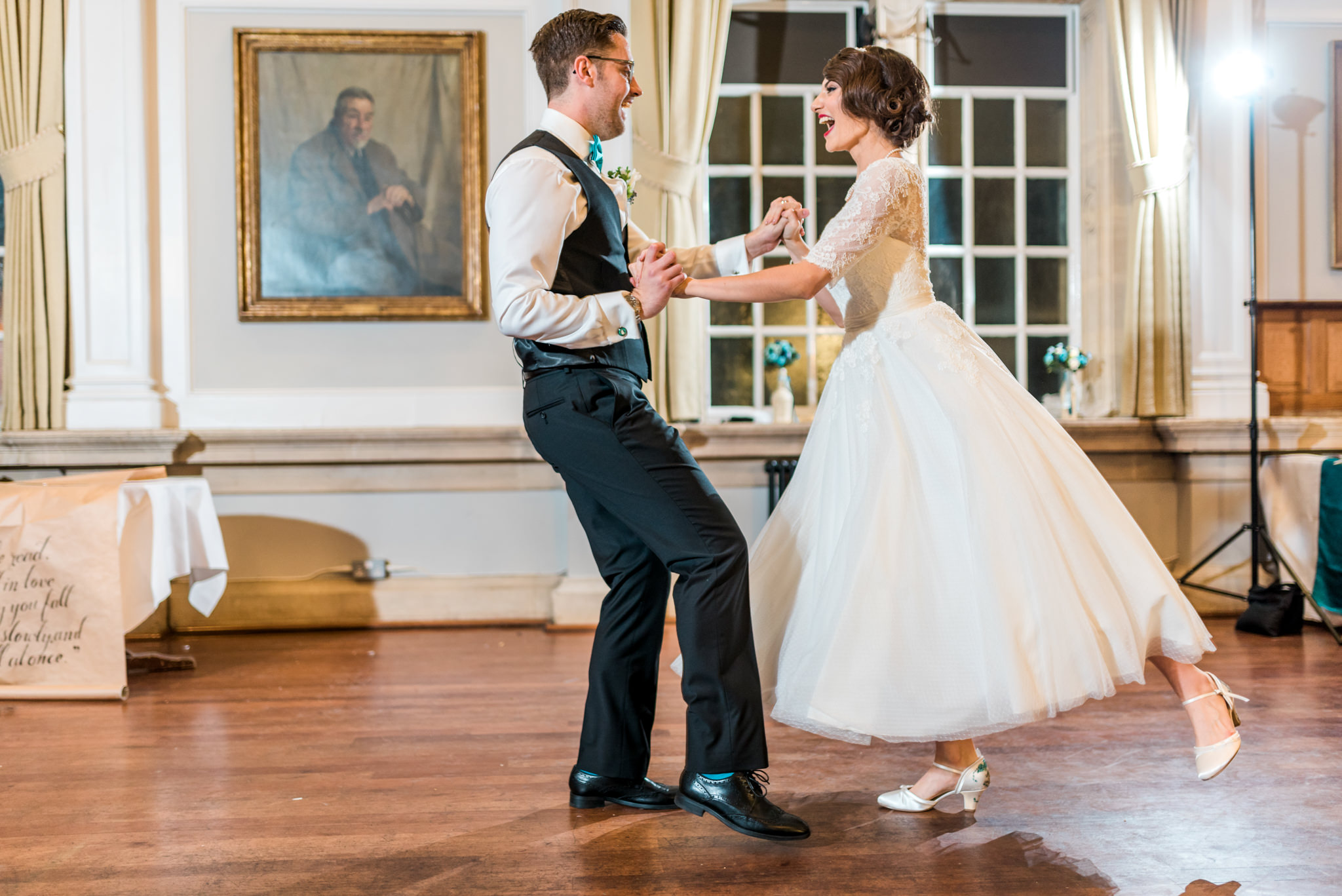 MyCharleston Wedding Dance