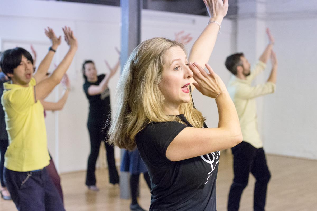 Elena Collins, MyCharleston Dance