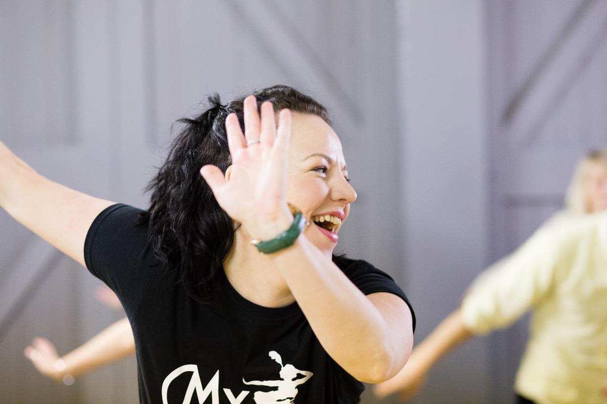 Rachel Hulme, MyCharleston Dance