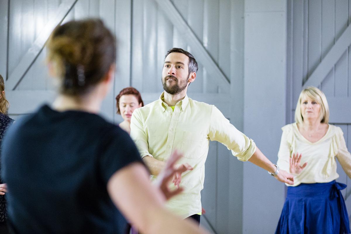 Fiona Ring, MyCharleston Dance