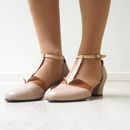 Slide&Swing shoes