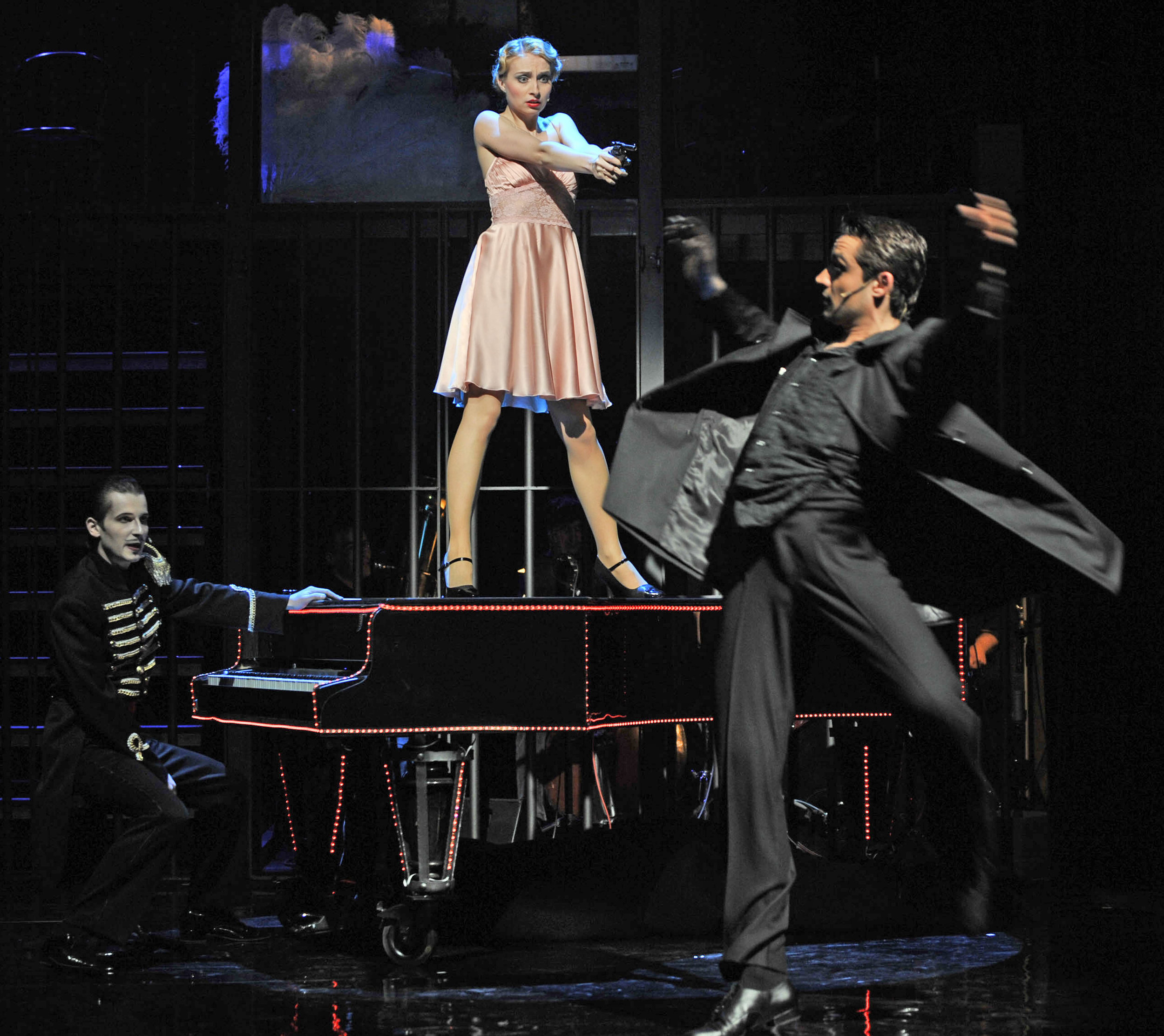 MyCharleston Chicago musical