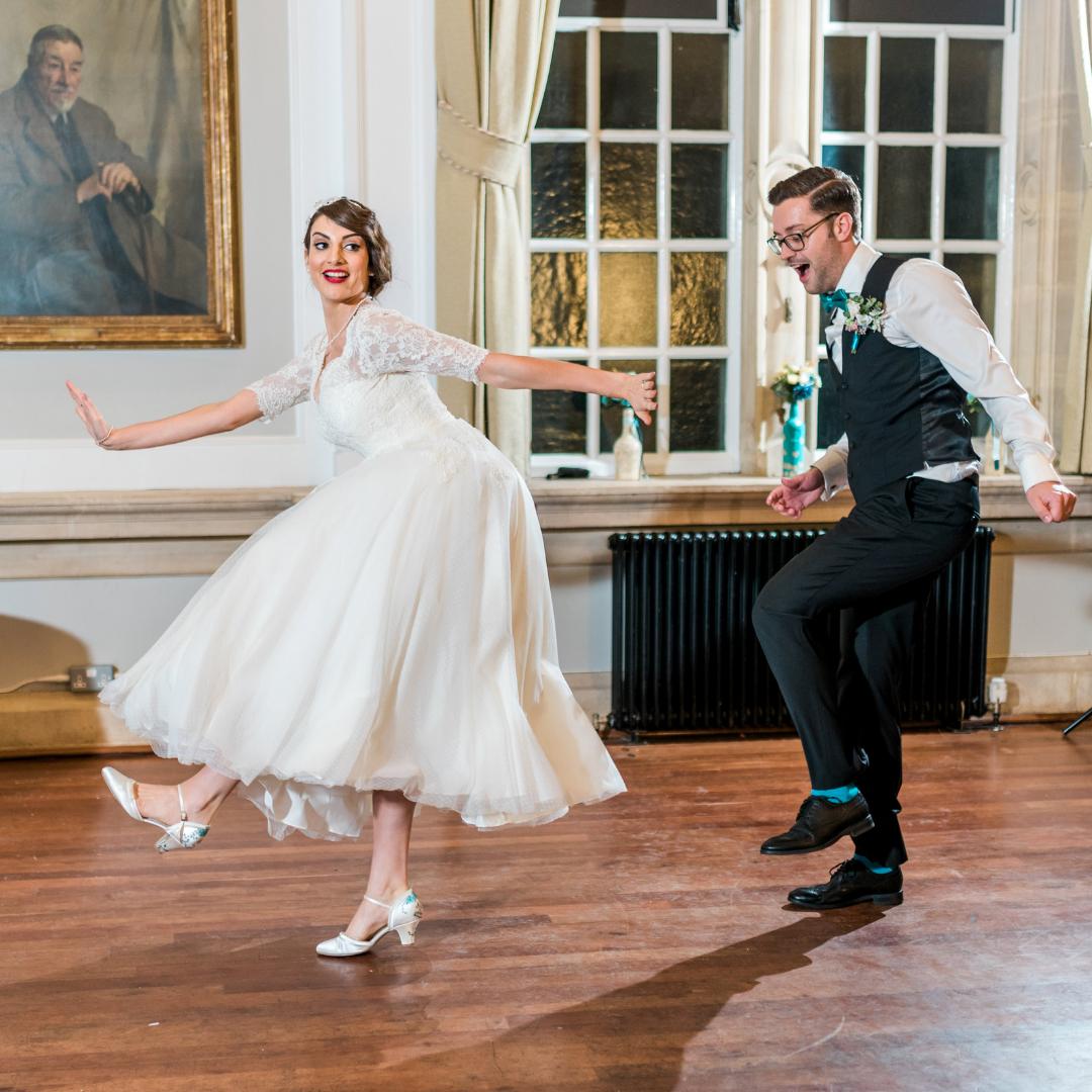 MyCharleston First Dance