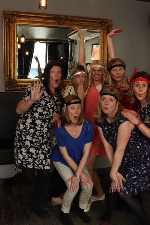 MyCharleston hen party