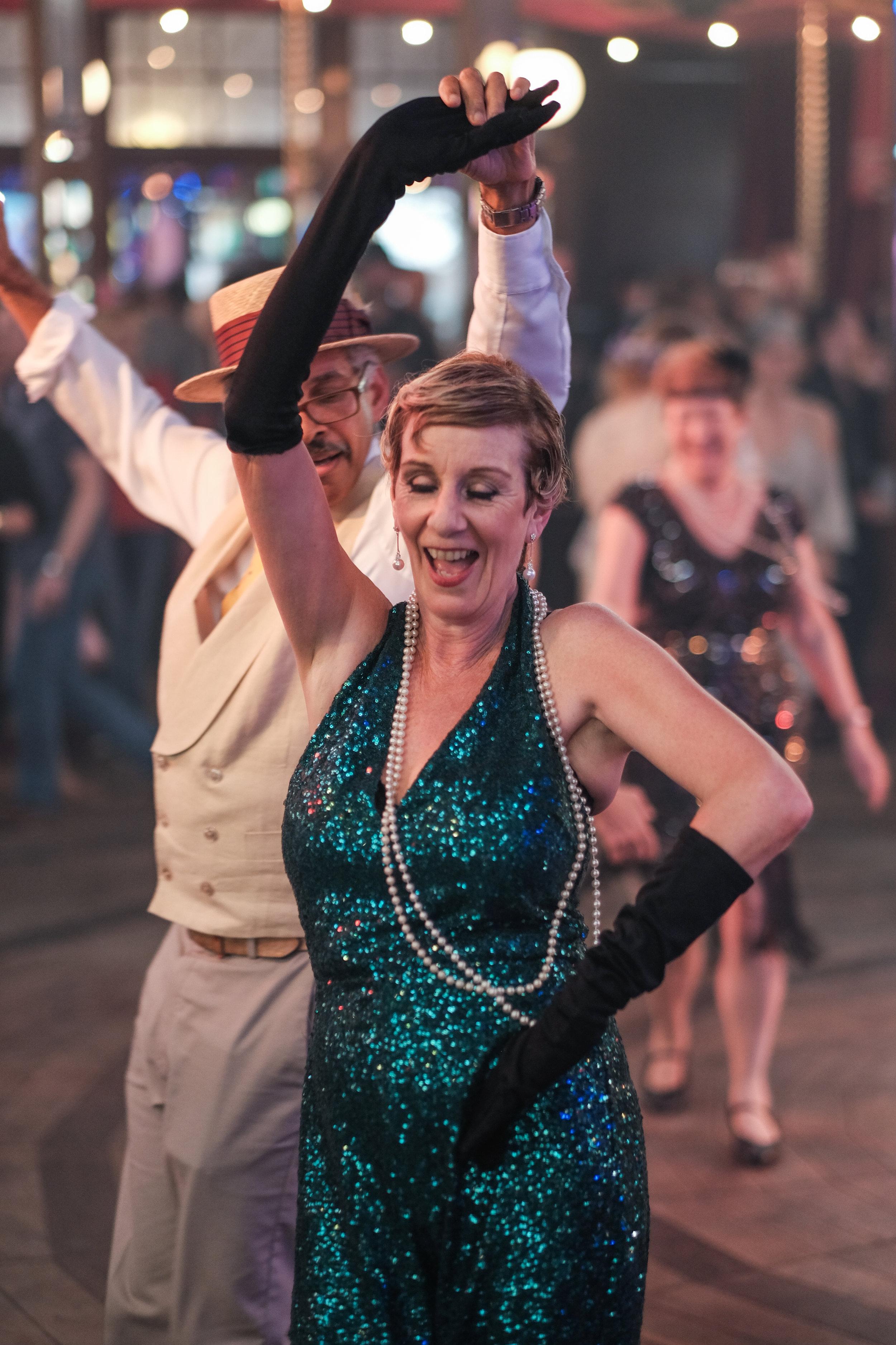 My Charleston Dance
