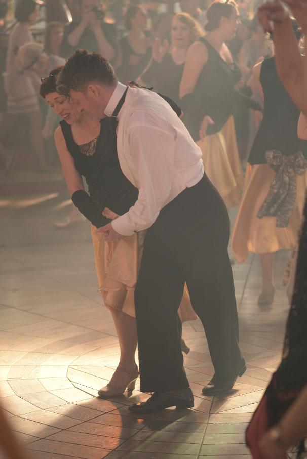 Fiona Ring My Charleston Dance