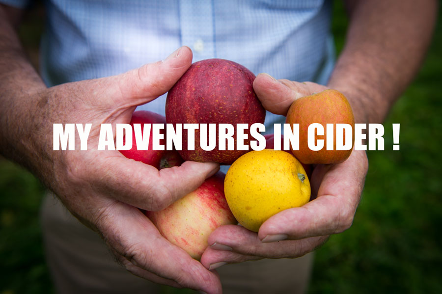 MY ADVENTURES IN CIDER…