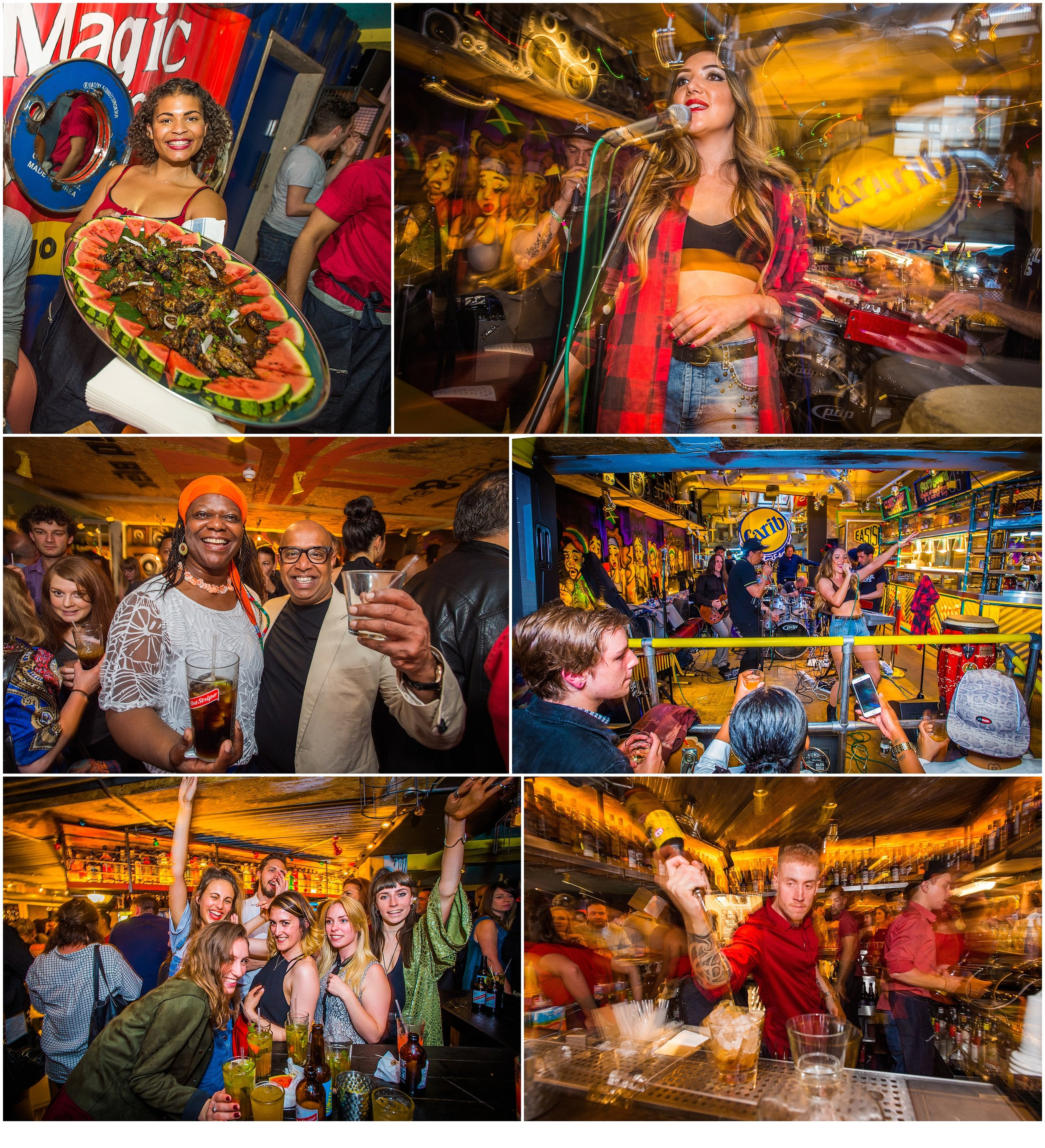 Turtle Bay Opens on the Gloucester Road Bristol. Press photography in Bristol