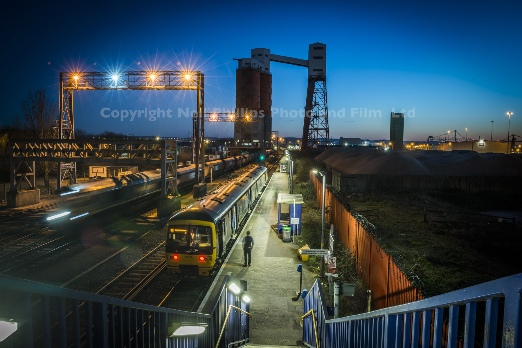 Severn Beach Line, GWR, Commercial Photographer in Bristol