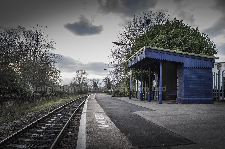 Shirehampton Railway Station, Severn Beach Line, GWR, Commercial Photographer in Bristol