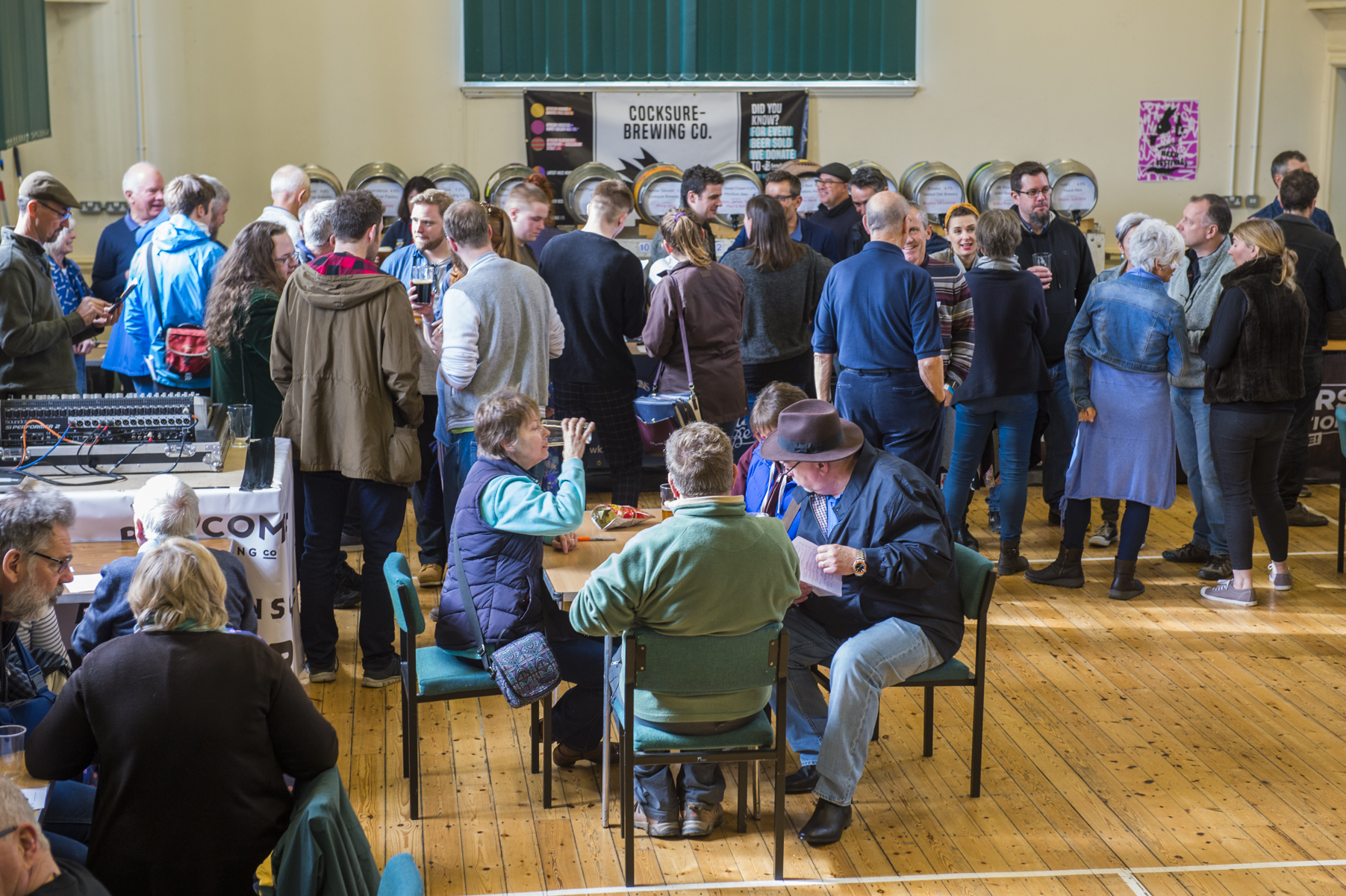 Wrington Beer Festival 2019