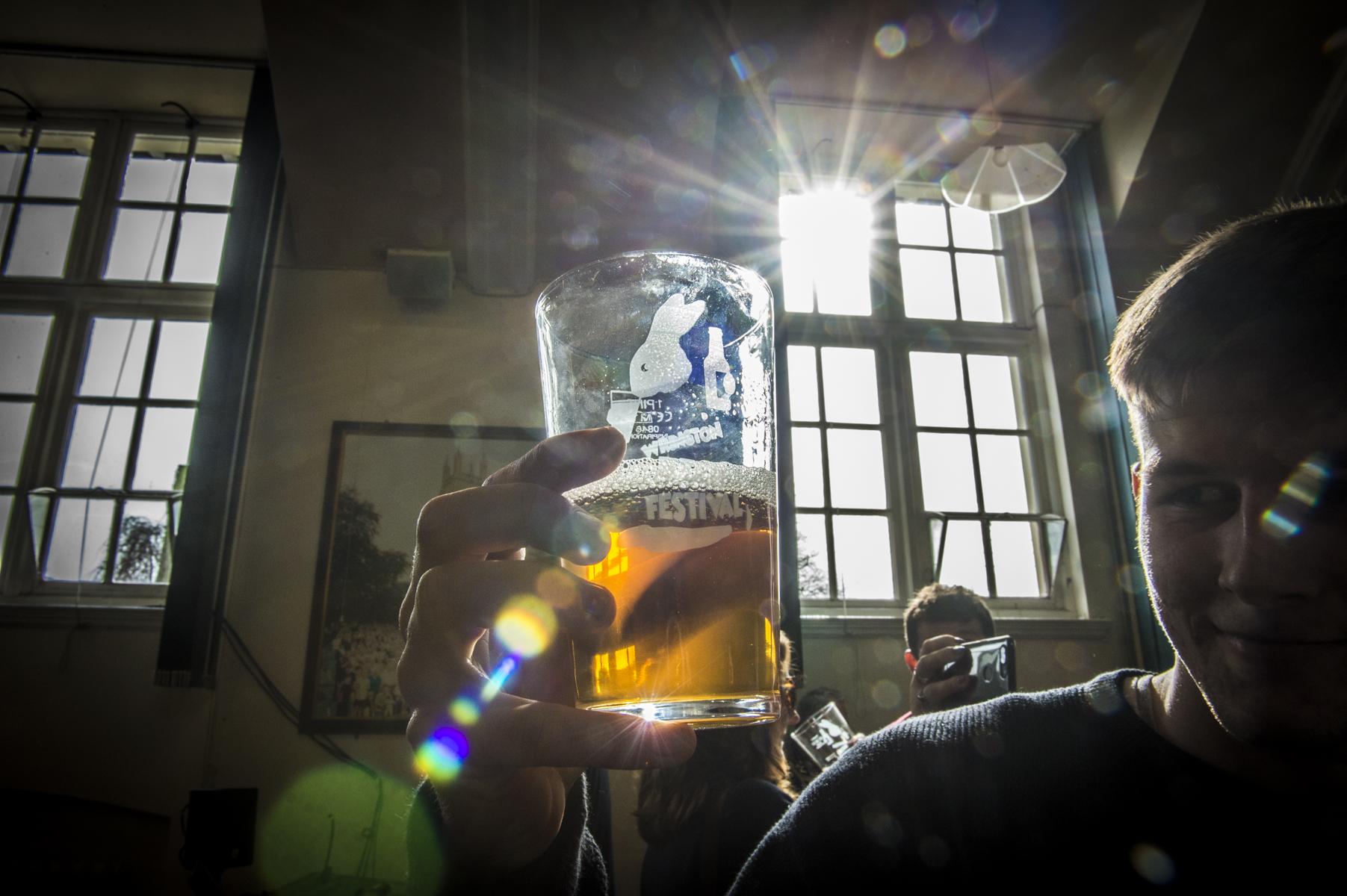 Wrington Beer Festival