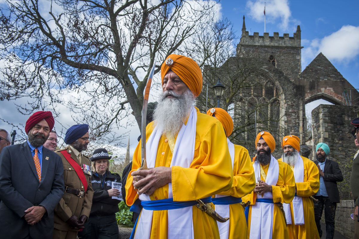 Photography of SIKH WAR MEMORIAL & REMEMBRANCE GARDEN OFFICIALLY OPENED