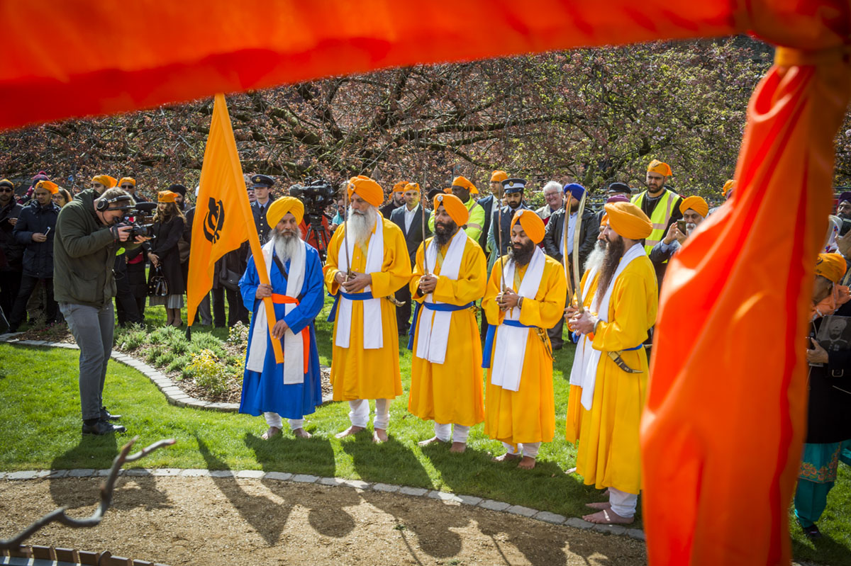 Photography of SIKH WAR MEMORIAL & REMEMBRANCE G