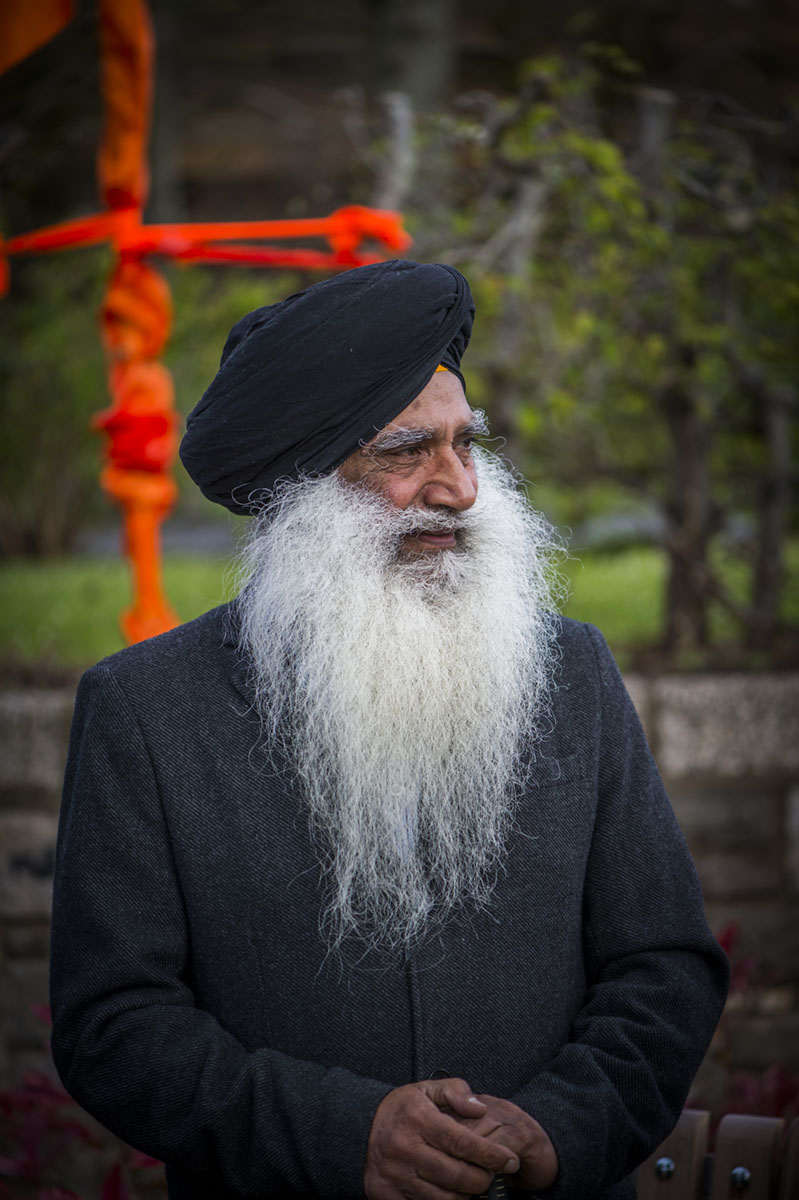 PHOTOGRAPHY IN BRISTOL OF SIKH GARDEN OF REMEMBRANCE IN BRISTOL