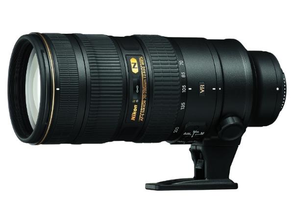 Nikon   AF-S Nikkor 70-200mm f/2.8G ED VR II — просто найкращий об'єктив