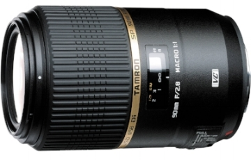 Tamron  AF SP 90mm f/2.8 Di VC USD Macro — макро об'єктив