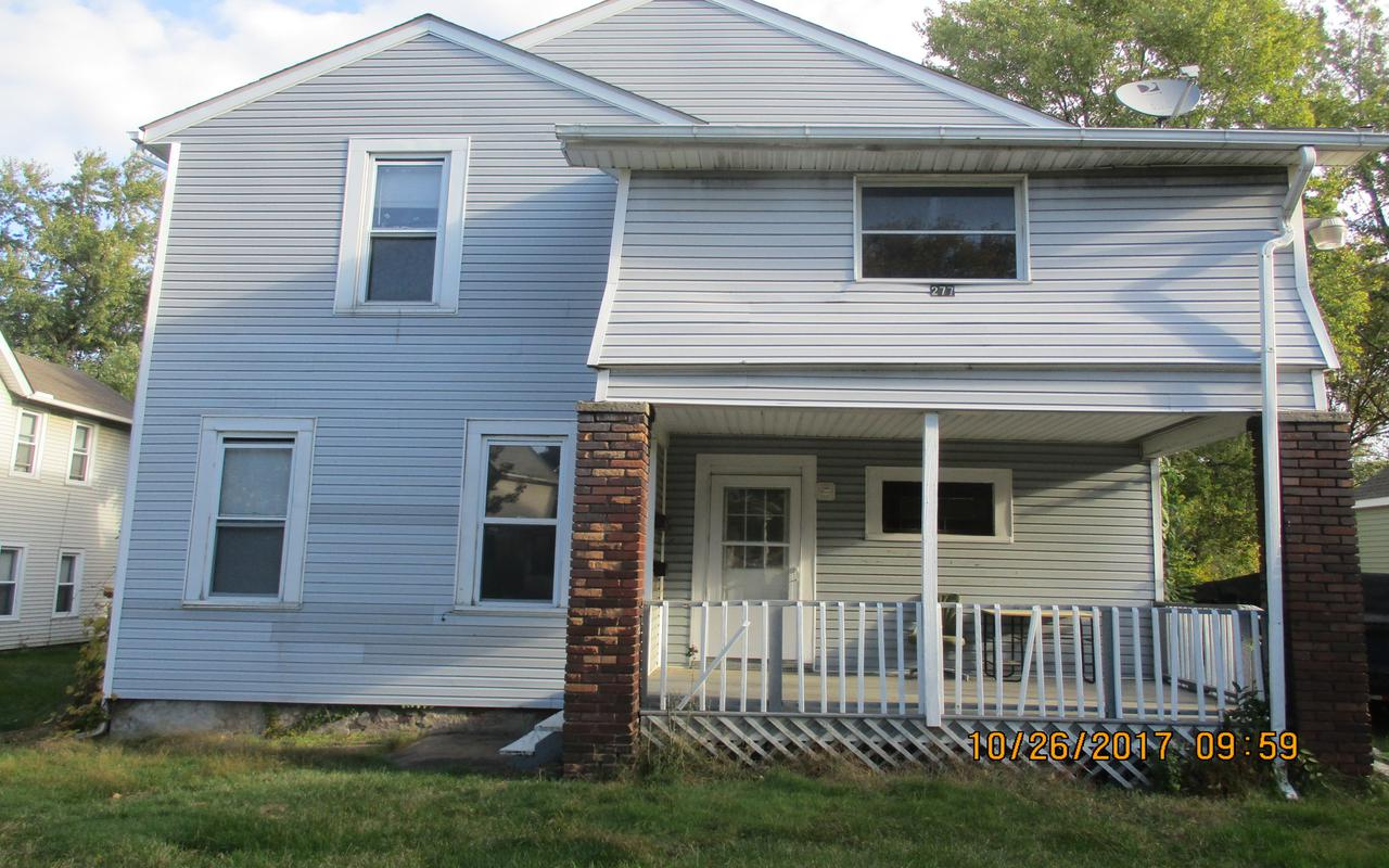 277 Arch Street, Akron, Ohio 44304  Minimum Offer: Non-Profit $4,872 For-Profit $7,626 Owner-Occupant $6,707 List Date: 05/02/19 Offer Deadline: 06/02/19 11:59 p.m.  Minimum Renovation Requirements   NO  Application Fee Required 4 Bed | 2 Bath | 2,504 sq. ft.   Property Showing:  May 17th & May 30th,  10 a.m. to 11 a.m.