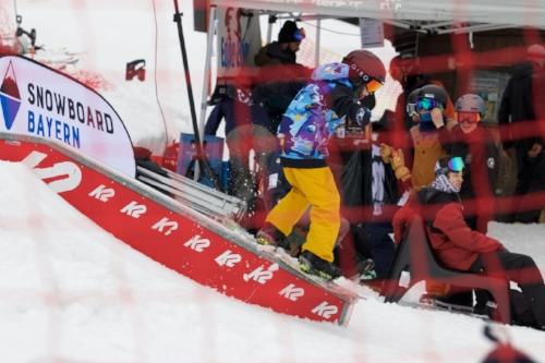 Finale im Snowpark Hexenkessel