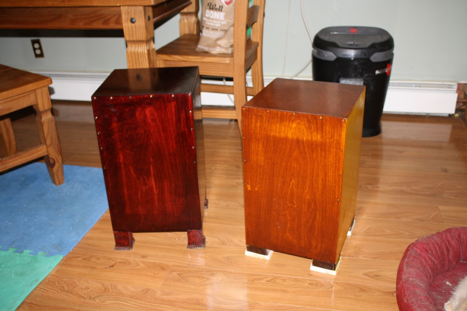 Wooden Cajón Drum