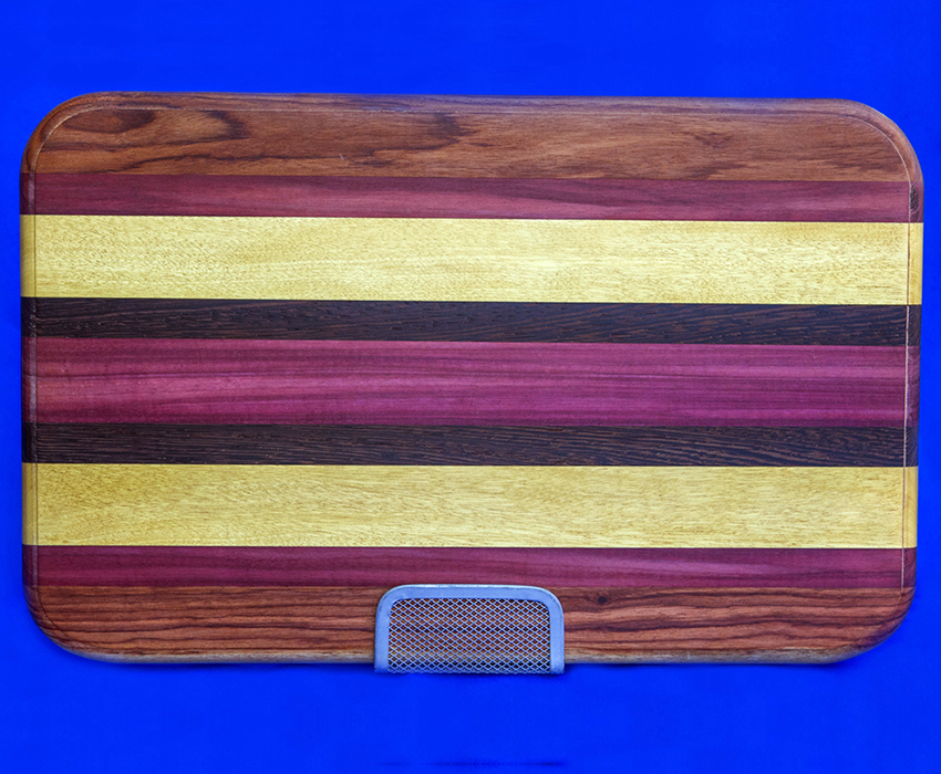 Cutting boards and wine holders
