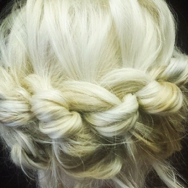 @laboutiquehair we are loving💕💕💕the great #braiding #revival at the moment, such fun🌸🌈🍭