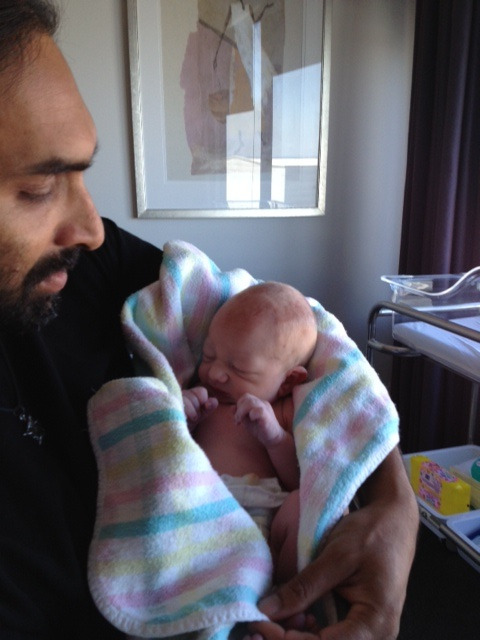 Congrats Bel and Claude!    We welcome the newest addition to the La Boutique family, Casper Anthony Fonseca born 9:26am 13/3/2013! Both Belinda and the baby are doing well, and we cannot wait to meet him.