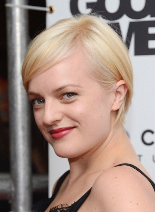 American actress Elizabeth Moss dropped into La Boutique earlier this year! Elizabeth told us that when she's not shooting, she likes to change her hair from the characters she plays (probably most notably Peggy from 'Mad Men'), so Belinda pushed it from Peggy's mousy brown to a beautiful creamy blonde, and Jesse cut her an awesome bob!    Elizabeth was in town shooting Jane Campion's latest TV series 'Top of the Lake', and we can't wait for it's release later this year. We're also hanging out for more Mad Men!