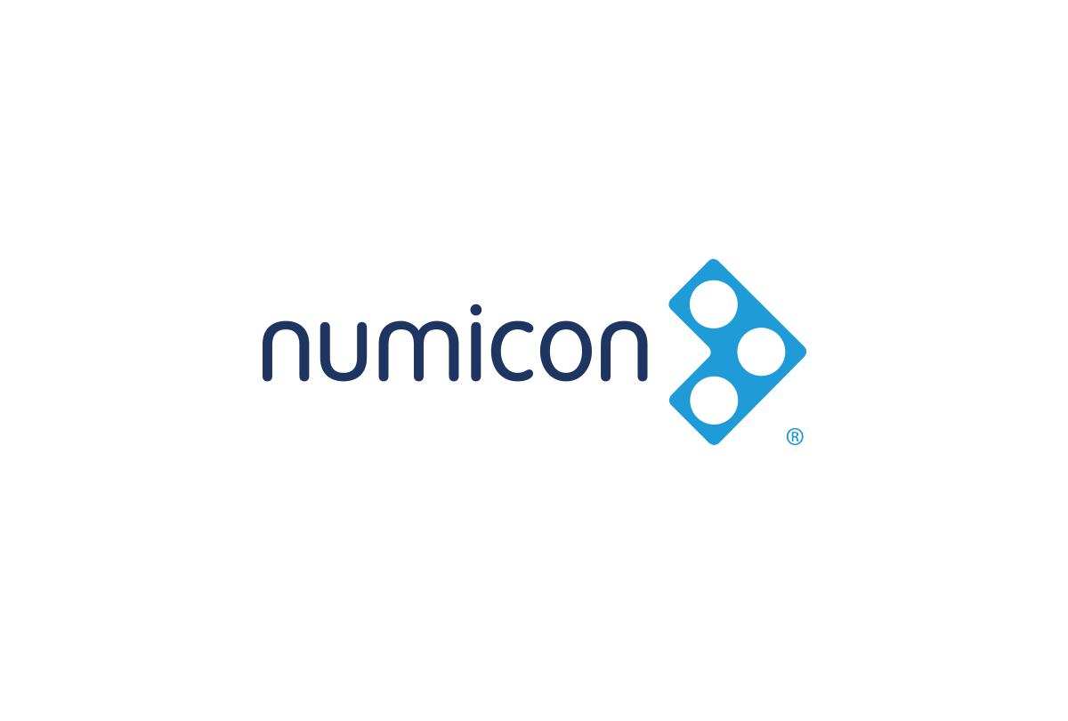 Numicon brand design logo