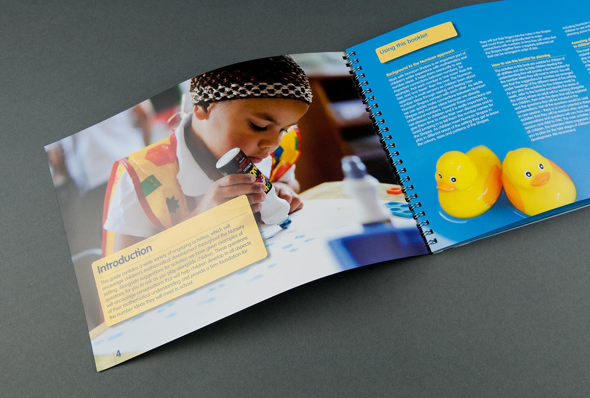 Teaching guide for nursery teachers