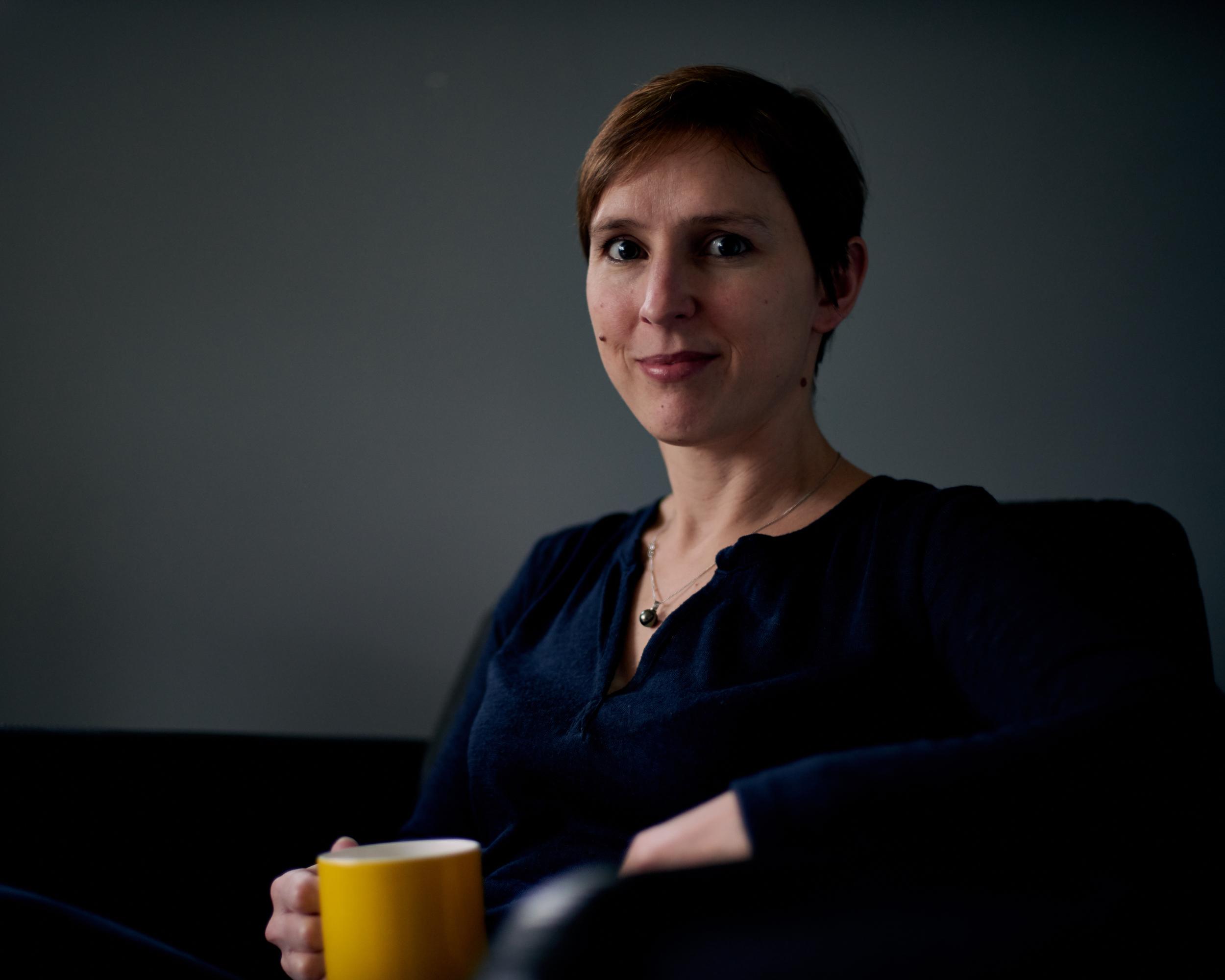 Gemma Tacon, owner Tacon Design