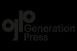 Generation Press printers logo