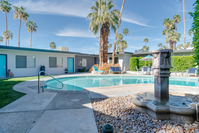 2080 S. Camino Real Palm Springs CA 92264    11 units under contract for $2,175,000  | GSI - 156,300