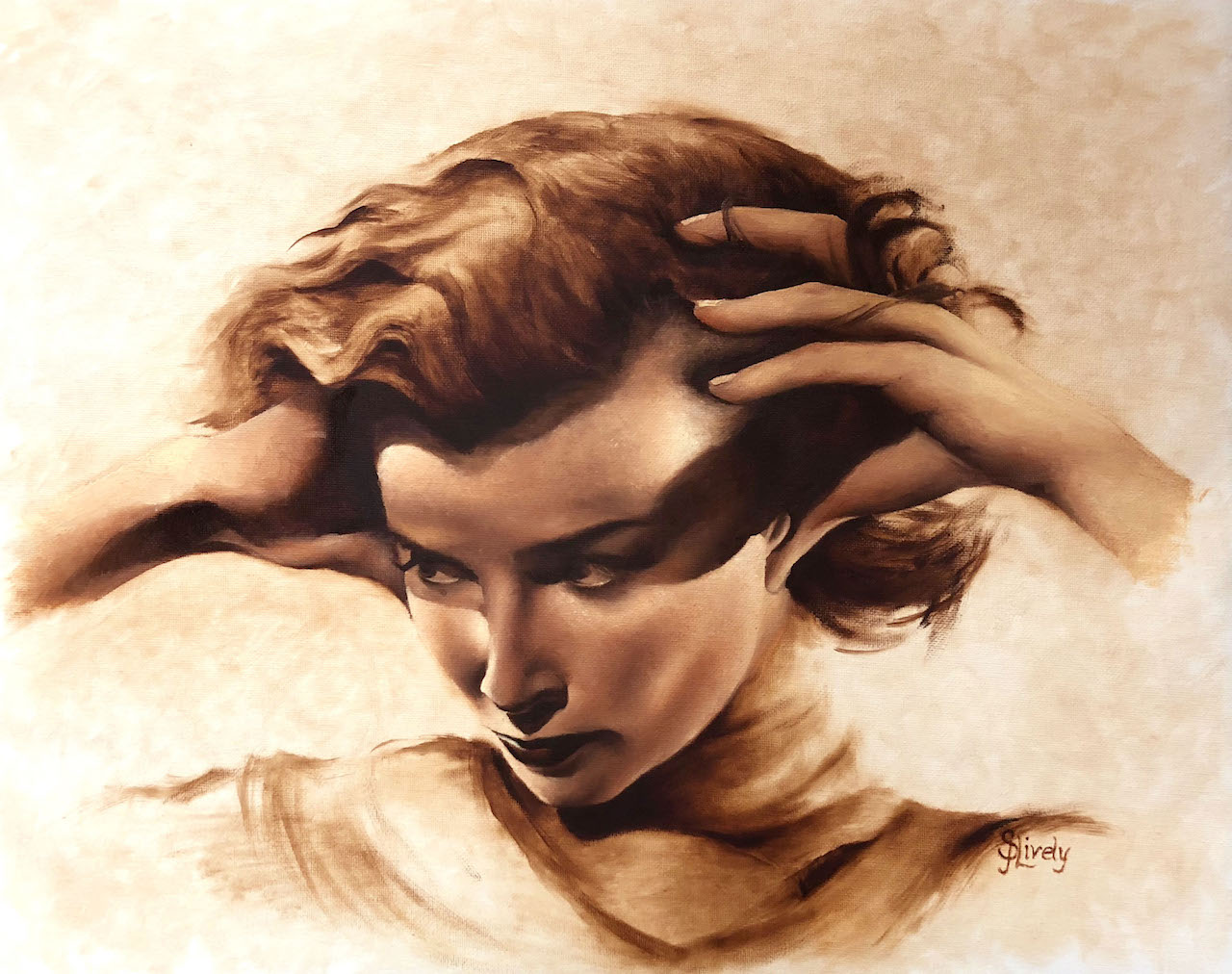 Katharine Hepburn (Morning Glory)