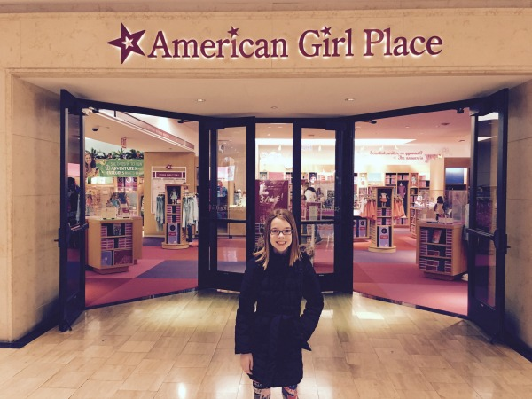 She's our (all) American Girl.