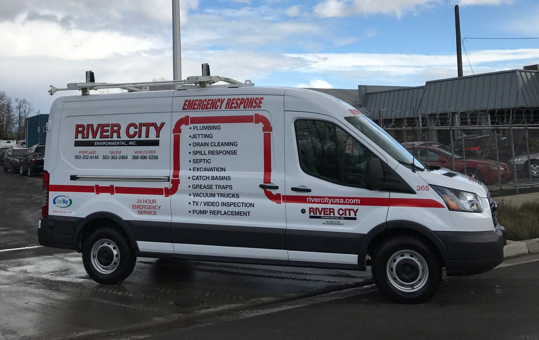 River City Environmental Portland Plumbing