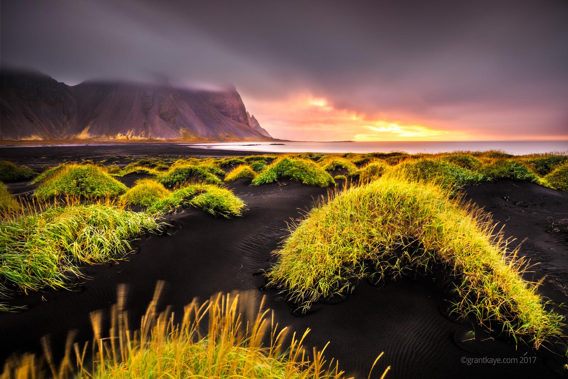 HIdden Vestrahorn, Stokkesnes, Iceland