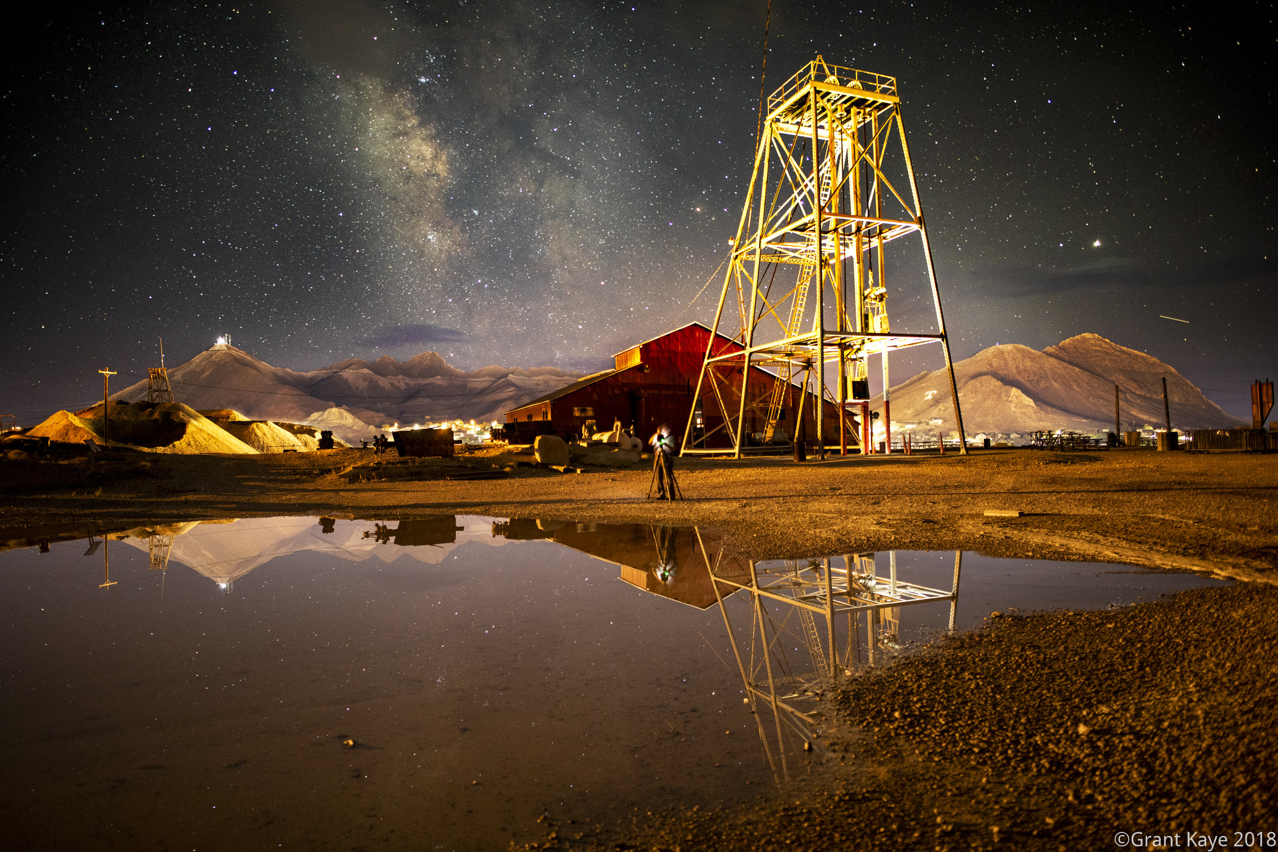 Learn the art of night photography with me under one of the darkest skies in North America