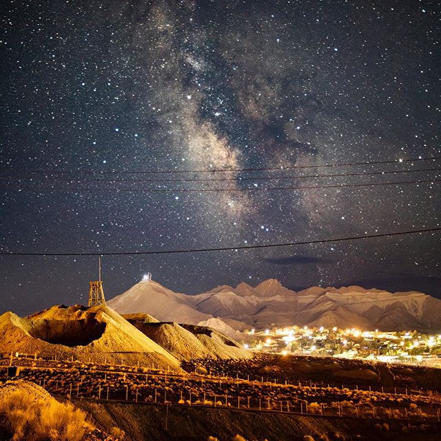 My Tonopah astrophotography weekend workshop at the @mizpahhotel and @tonopahminingpark is two weekends away! Spots are still available, come join us in gorgeous @tonopahnevada in central Nevada! #workshop #astrophotography #nevada #milkyway #adventure #workshop