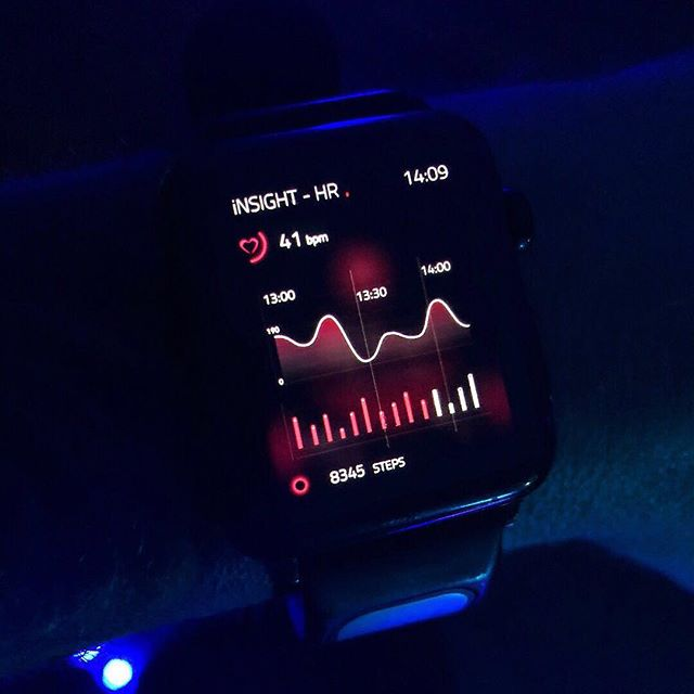 #LiveShot of @ihealthtechnology health monitoring app for #AppleWatch!  With iHealth apps, data gets a new meaning. iHealth fosters a spirit of invention. With science vigor, health professionals, researchers, expert exercise physiologists and coaches we are decoding user habits and studying patterns and trends. We are using the data, to make powerful solutions that will benefit human fitness and lifestyle.  #Tech #TechStartUp #Apps #Health #Fitness #Medical #Apple #iPad #iPhone8 #iPhoneX #AppleWatch #PersonalTrainer #Coach