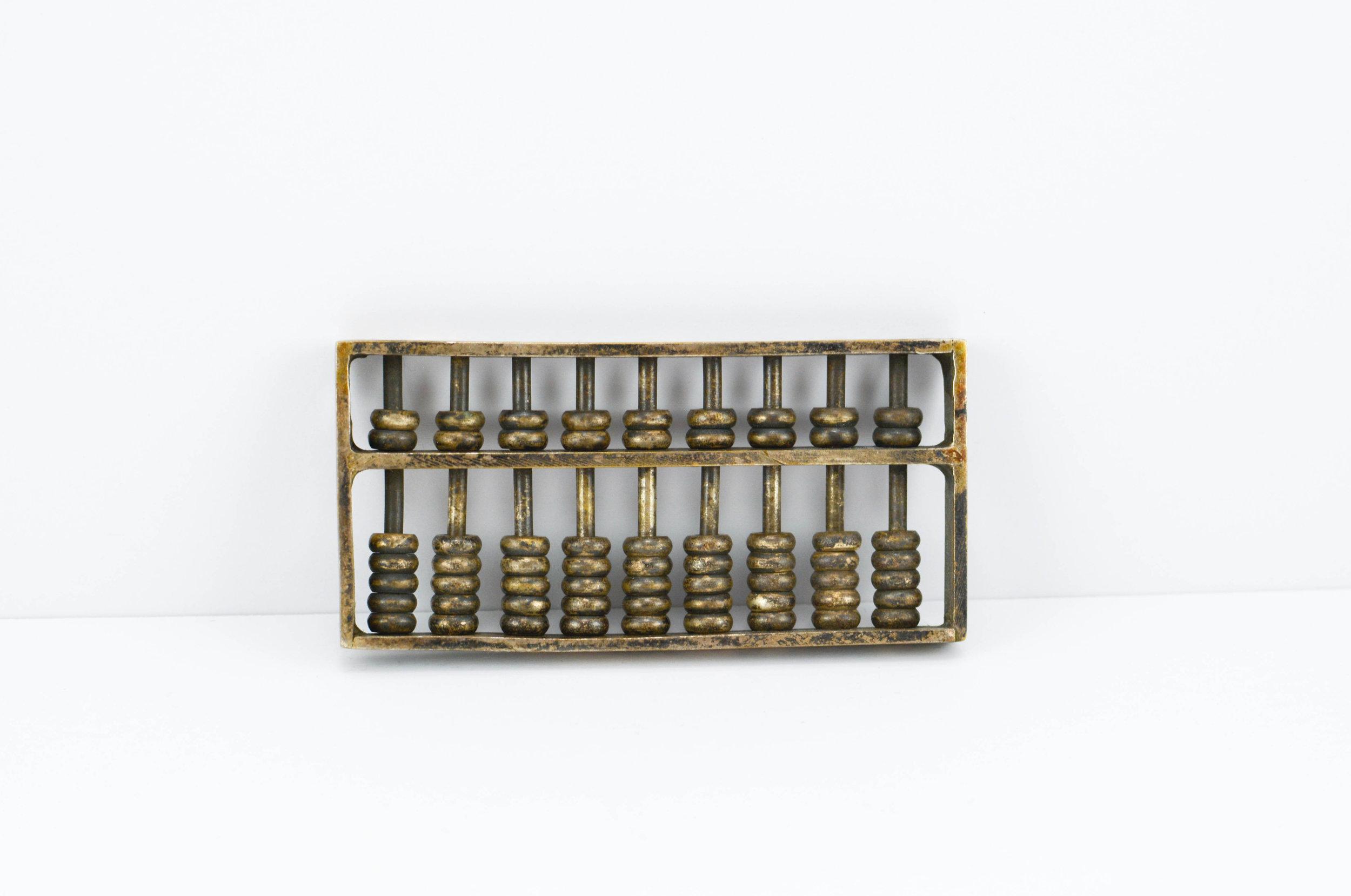 Elisa Lendvay,  Silver Abacus