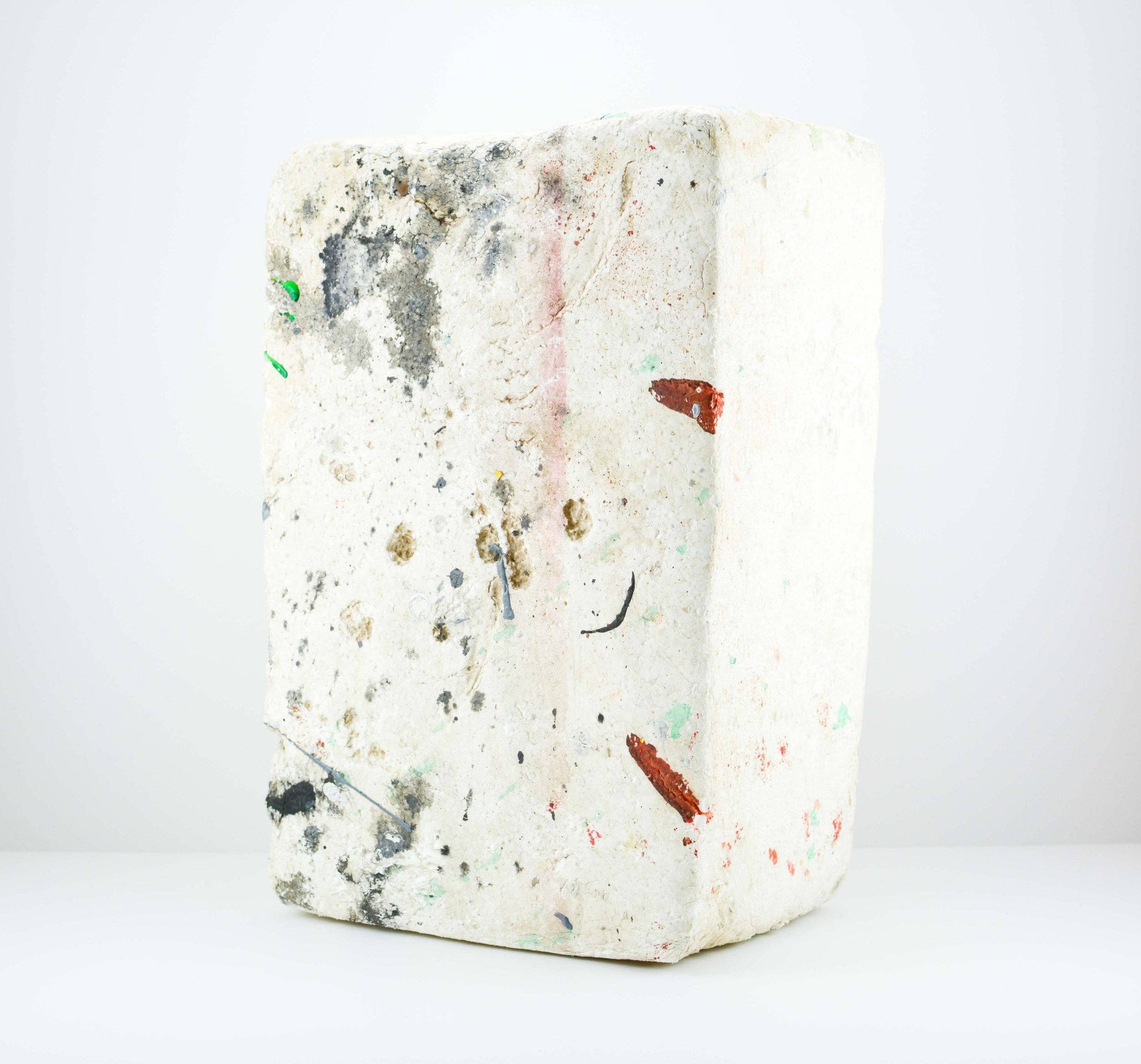 Paul Simmons,  Weathered Styrofoam