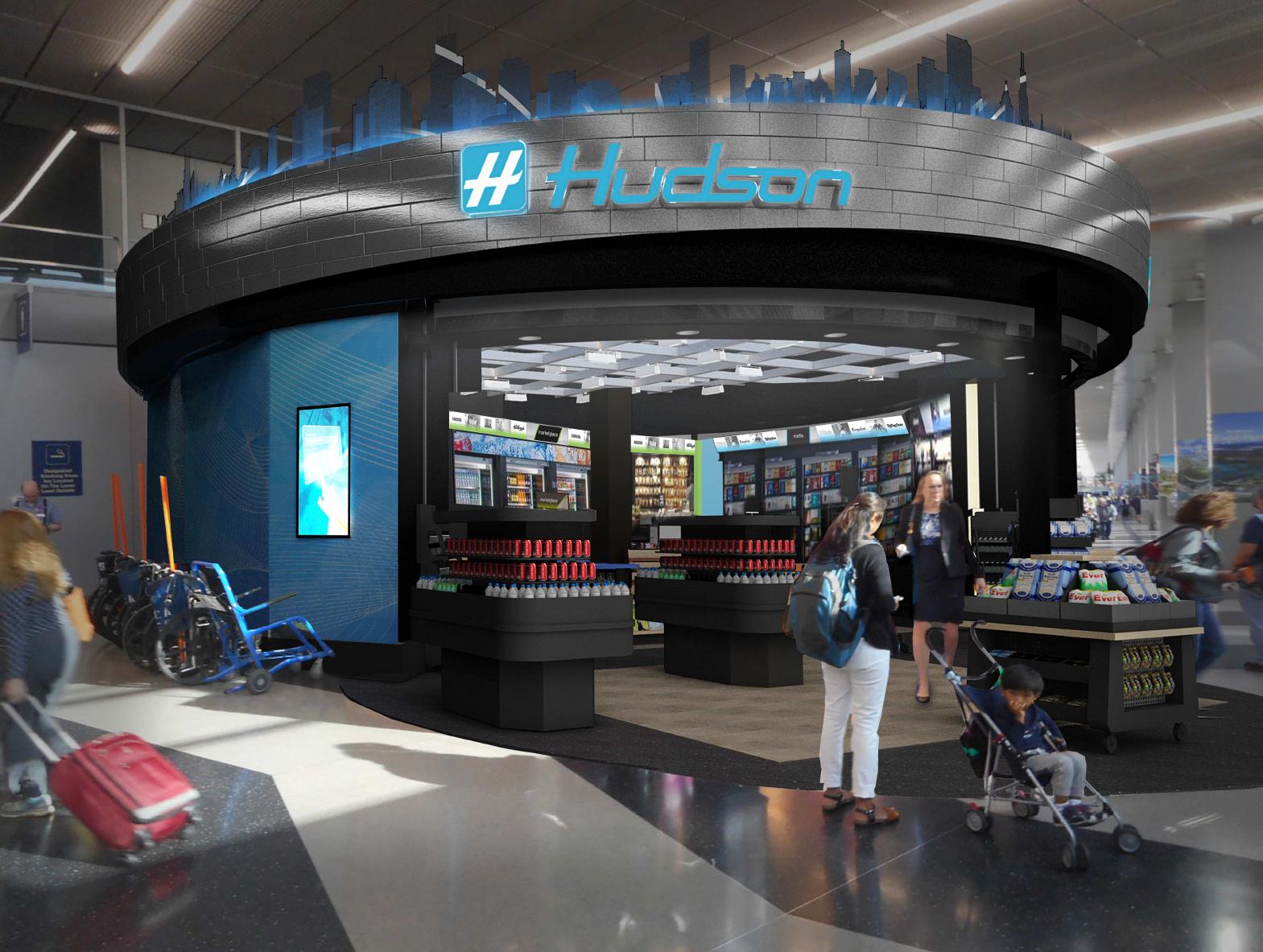 Hudson store