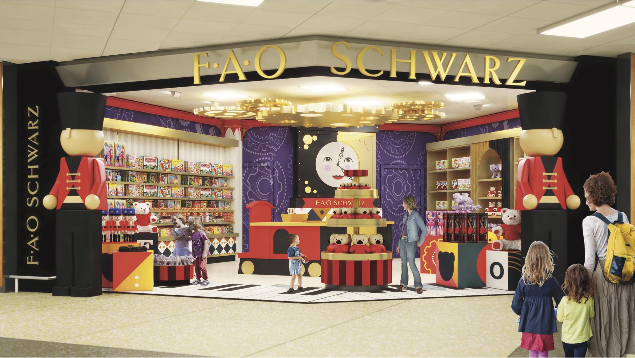 FAO Schwarz store
