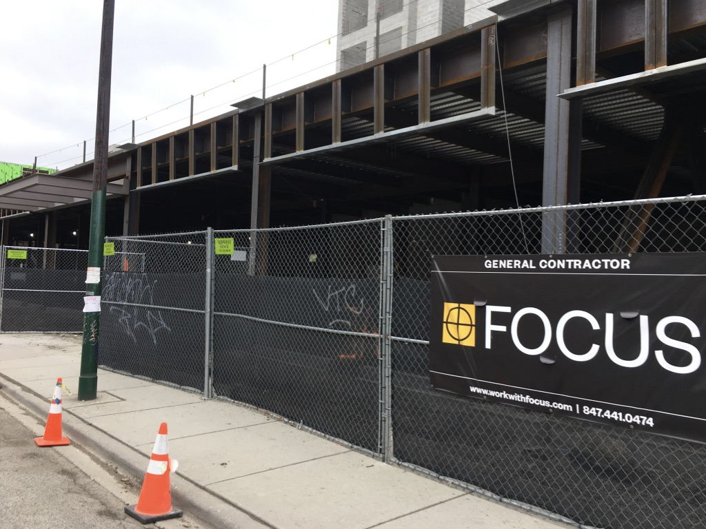 Logan Crossing is being built by Focus Construction