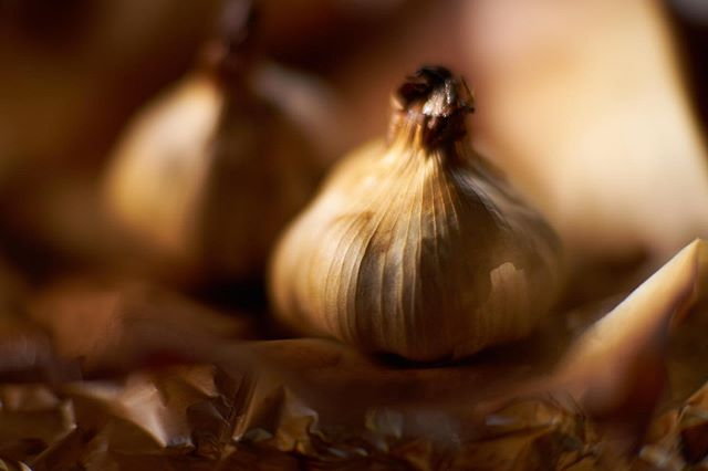 Roasty toasty garlic⠀⠀ .⠀⠀ .⠀⠀ .⠀⠀ #garlic #roasted #Spoonfeed #foodlover #buzzfeast #feedfeed #zagat #foodphotographer #foodie #tastethisnext #foodphoto #tasty #delish #onthetable #photostudio #eeeeeats #delicious #foodgasm #nomnom  #huffposttaste #foodgawker #depthoffield