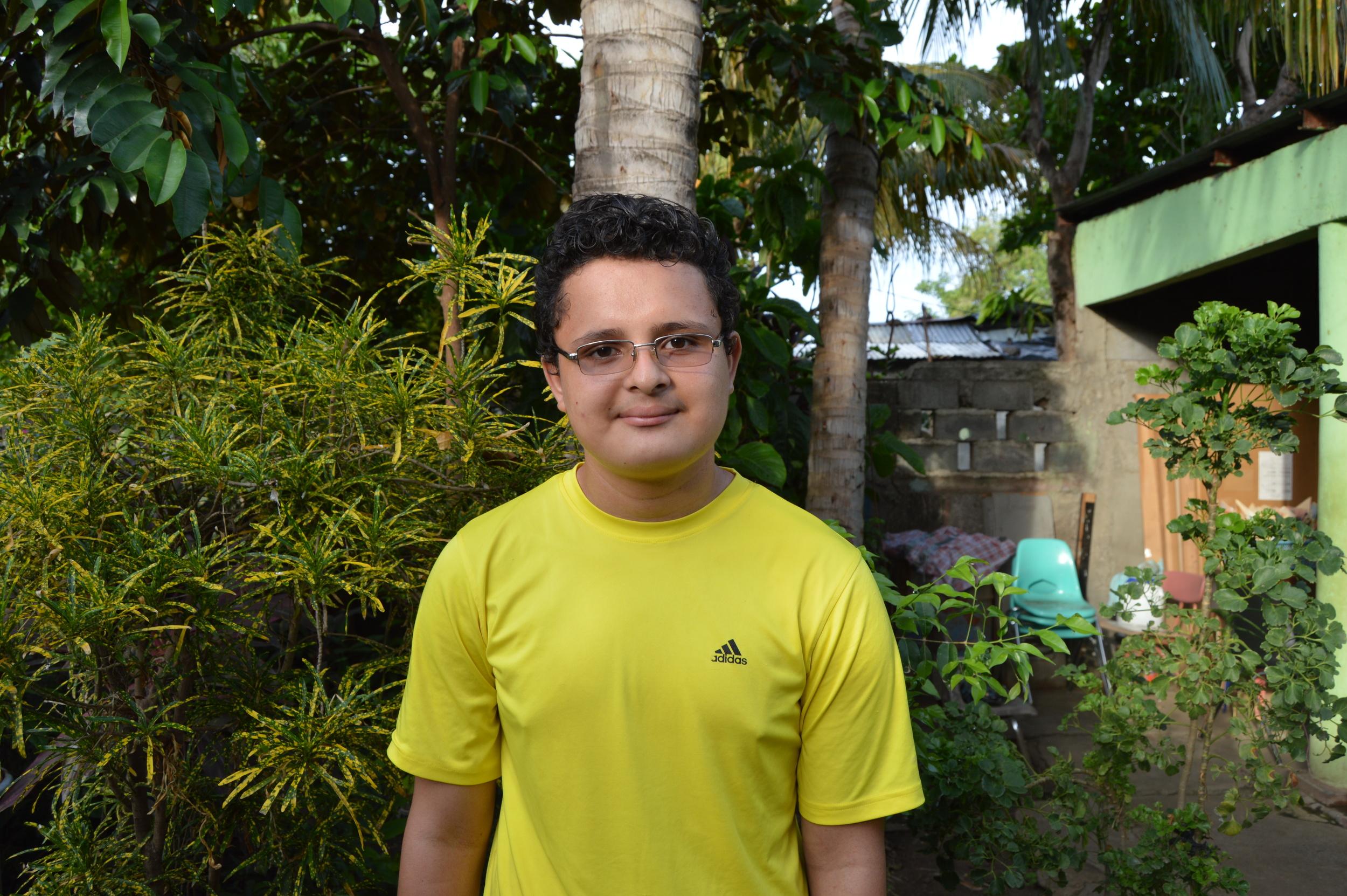 Alex Javier Arauz Diaz